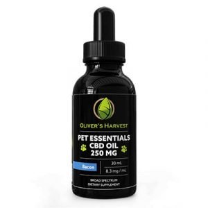 Oliver's Harvest Pet Bacon 250mg 30ml