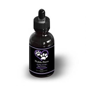 Noble Paws - 250mg - Bacon
